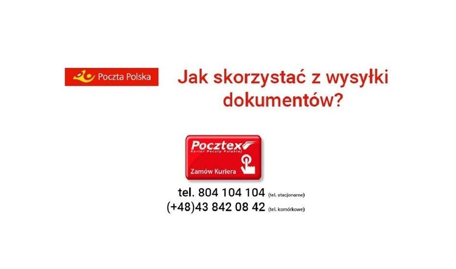Przesyłanie dokumentów